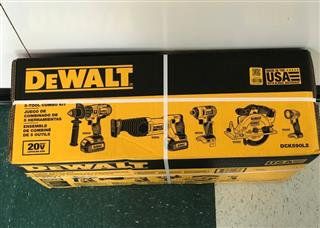 DeWalt Combination Tool Set DCK590L2